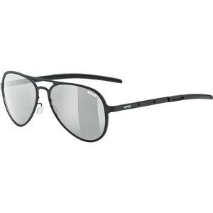 UVEX LGL 33 Pola Glasses black/silver black/silver