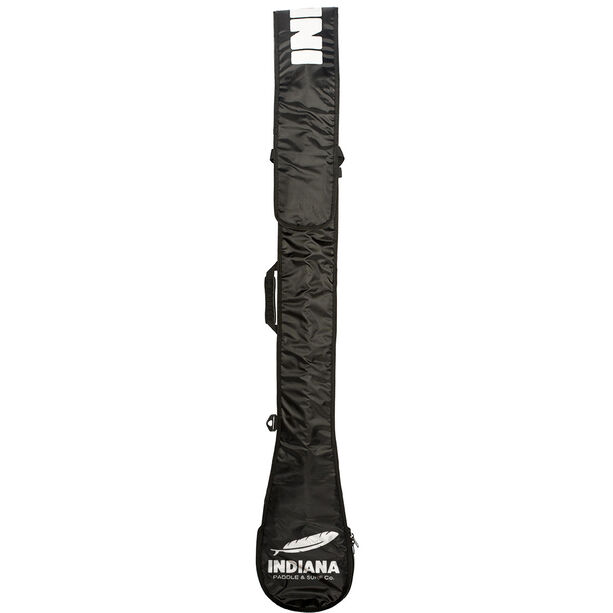 Indiana SUP Carbon Telescope Paddel mit Tasche 2 Pieces white