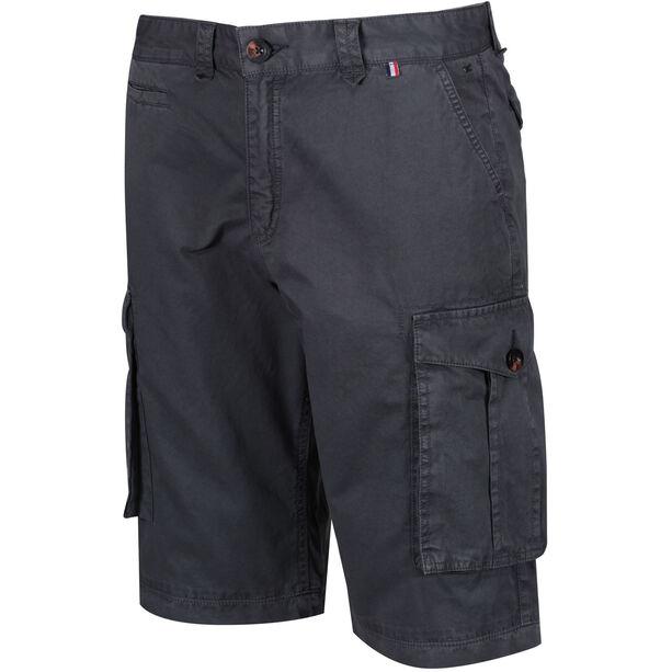 Regatta Shorebay Shorts Herren seal grey
