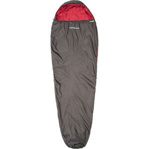 CAMPZ Trekker Light 300 XL Schlafsack anthrazit/rot anthrazit/rot