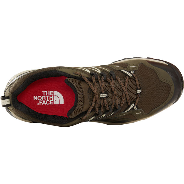 The North Face Hedgehog Fastpack GTX Shoes Herren new taupe green/tnf black