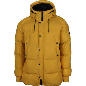 North Bend Puff Jacke Herren yellow dijon yellow dijon