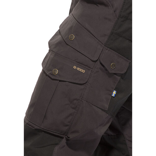 Fjällräven Barents Pro Winter Trousers Herren dark grey/black