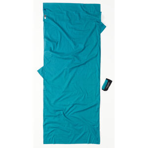 Cocoon Insect Shield TravelSheet Inlet Egyptian Cotton laguna blue laguna blue