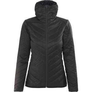 Icebreaker Hyperia Hooded Jacket Damen black black
