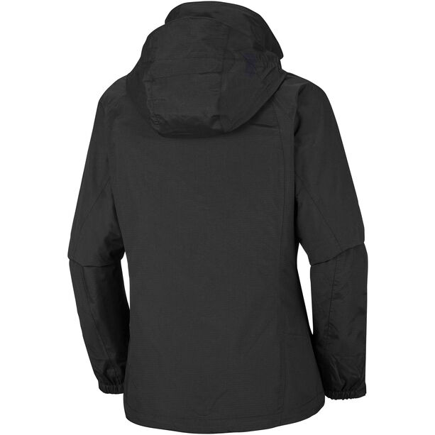 Columbia Venture On Vielseitige Jacke Damen black