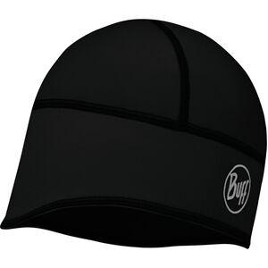 Buff Windproof Tech Fleece Hat solid black solid black