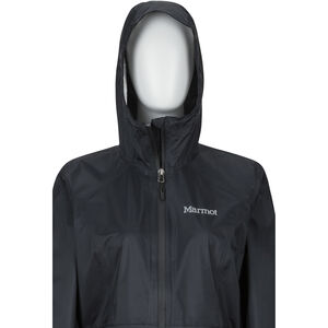 Marmot PreCip Eco Plus Jacket Damen black black