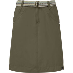Sherpa Mina Skirt Damen saang brown saang brown