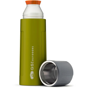 GSI Glacier Stainless Vacuum Bottle 1000ml green