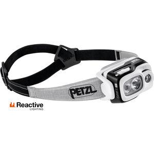 Petzl Swift RL Stirnlampe black black