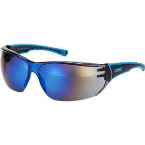 UVEX Sportstyle 204 Sportbrille blue/blue blue/blue
