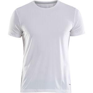 Craft Essential Roundneck SS Herren white white