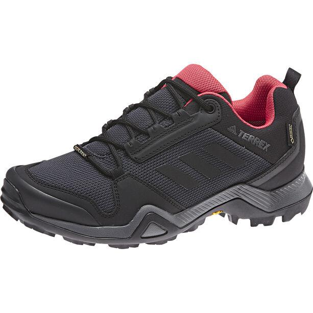 adidas TERREX AX3 GTX Schuhe Damen carbon/core black/active pink