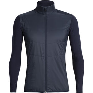Icebreaker Descender Hybrid Jacke Herren midnight navy midnight navy
