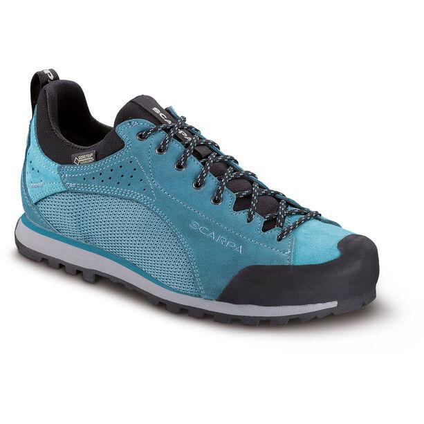 Scarpa Oxygen GTX Shoes Damen polar blue/icefall