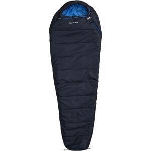 CAMPZ Trekker Pro Schlafsack anthrazit/blau anthrazit/blau