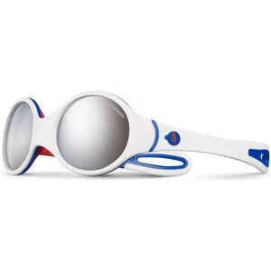 Julbo Loop Spectron 4 Sunglasses 2-4Y Kinder white/blue/red-gray flash silver white/blue/red-gray flash silver