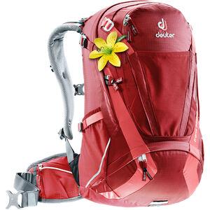 Deuter Trans Alpine 28 SL Backpack Damen cranberry-coral cranberry-coral