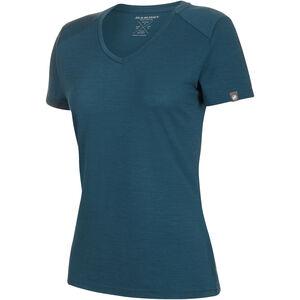 Mammut Alvra T-Shirt Damen wing teal wing teal