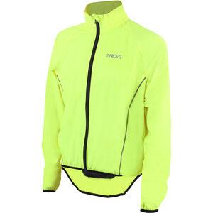 ProViz Windproof Jacke Herren gelb gelb