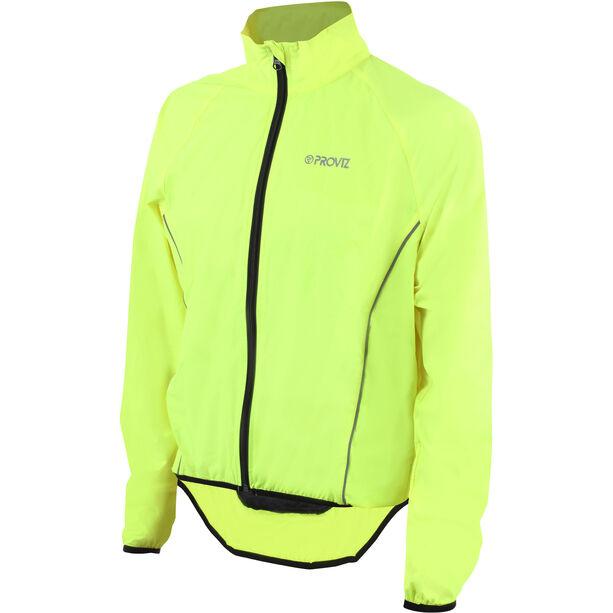 ProViz Windproof Jacke Herren gelb