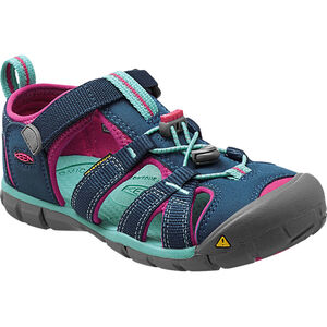 Keen Seacamp II CNX Sandals Kinder poseidon/very berry poseidon/very berry