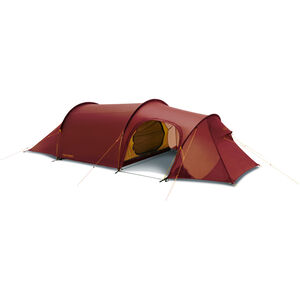 Nordisk Oppland 3 Light Weight Tent burnt red burnt red