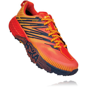 Hoka One One Speedgoat 4 GTX Schuhe Herren mandarin red/gold fusion mandarin red/gold fusion
