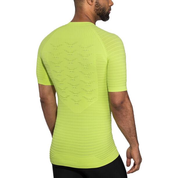 X-Bionic Effektor G2 Run Shirt SS Herren effektor green/arctic white