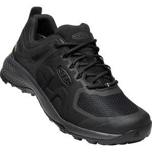 Keen Exp*** WP Schuhe Herren black/magnet black/magnet