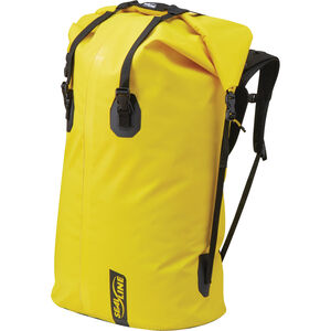 SealLine Boundary Pack 115l yellow yellow