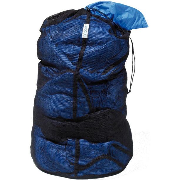 Cocoon Sleeping Bag Storage Bag Mesh black