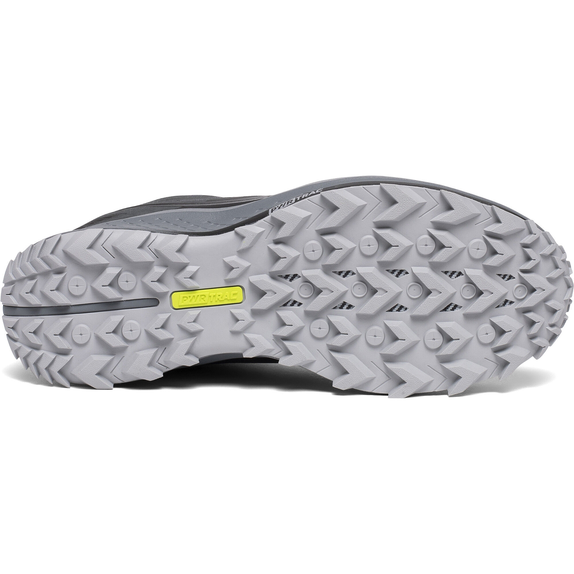 saucony Peregrine 10 GTX Schuhe Herren greyblack