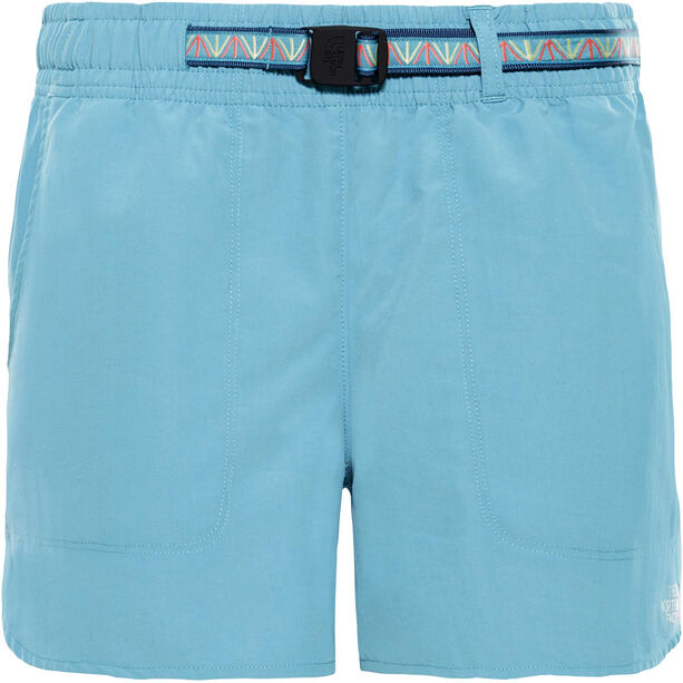 The North Face Class V Hike 2.0 Shorts Damen storm blue