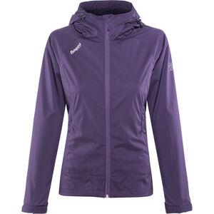 Bergans Microlight Jacket Damen viola/light viola viola/light viola