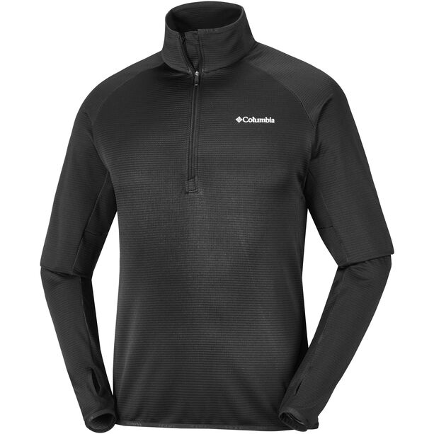 Columbia Mount Powder Half Zip Fleece Pullover Herren black