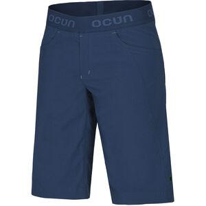 Ocun Mánia Shorts Herren navy/green navy/green
