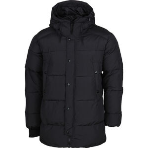 North Bend Puff Jacke Herren black black