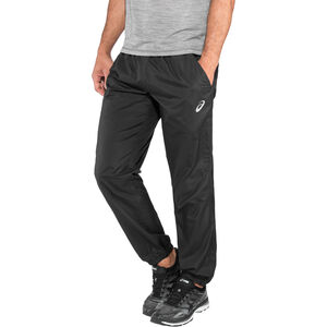 asics Silver Woven Pants Herren performance black performance black