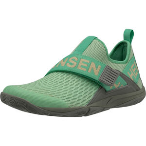 Helly Hansen Hydromoc Slip-On Shoes Damen light mint/spring bug/shadow