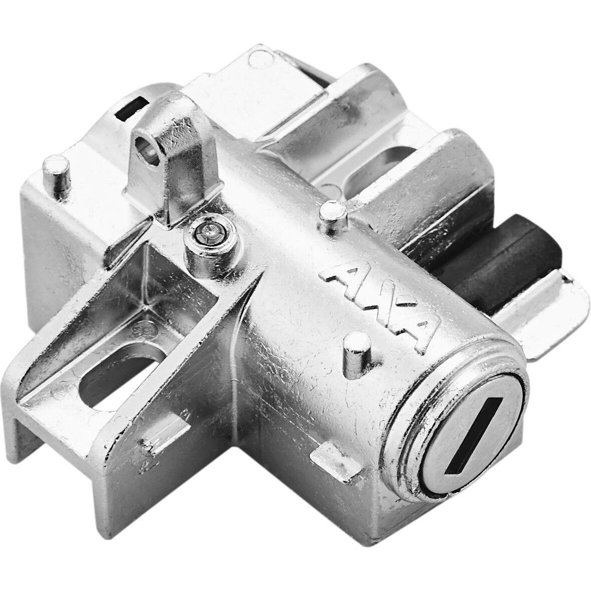 Axa One Key System Rahmenschloss für Bosch Rahmenmontage Schlüssel abziehbar