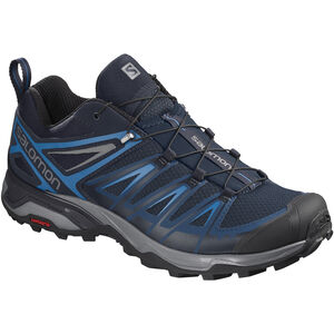 Salomon X Ultra 3 Shoes Herren poseidon/indigo bunting/quiet shade poseidon/indigo bunting/quiet shade