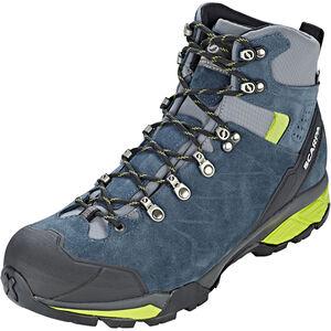 Scarpa ZG Trek GTX Shoes Herren ottanio/spring ottanio/spring