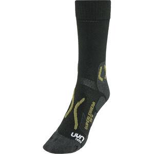 UYN Trekking Superleggera Socks Herren black/military black/military