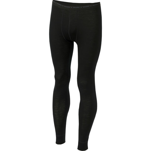 Aclima LightWool Longs Herren jet black