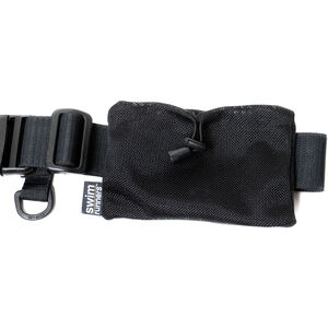 Swimrunners Pull Belt Bag black black