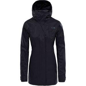 The North Face City Midi Trenchcoat Damen black black