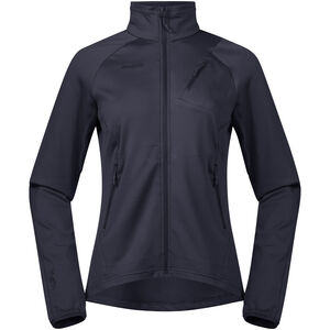 Bergans Galdebergtind Jacket Damen dark navy/dark fogblue dark navy/dark fogblue