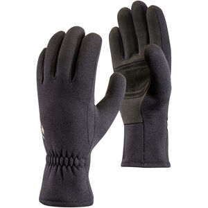 Black Diamond MidWeight Screentap Handschuhe black black